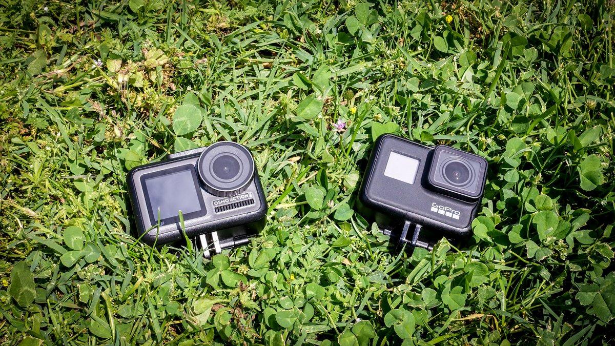 Duel GoPro vs DJI