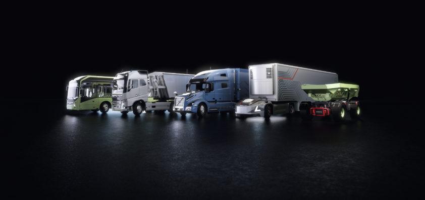 Volvo et Nvidia