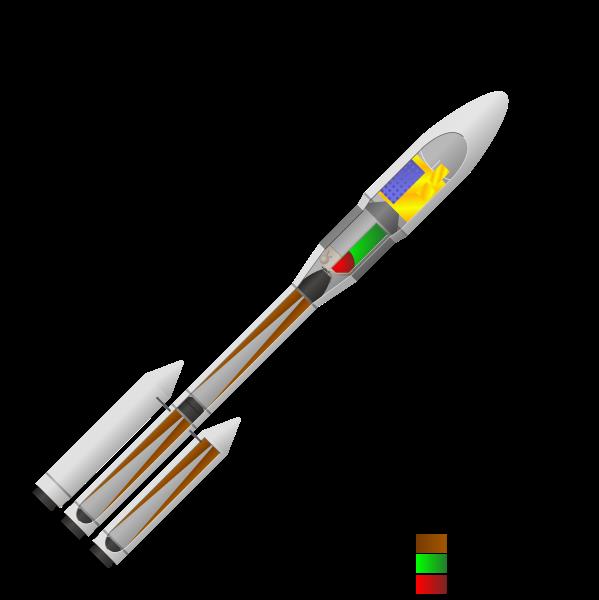 Vue en coupe - Ariane 6