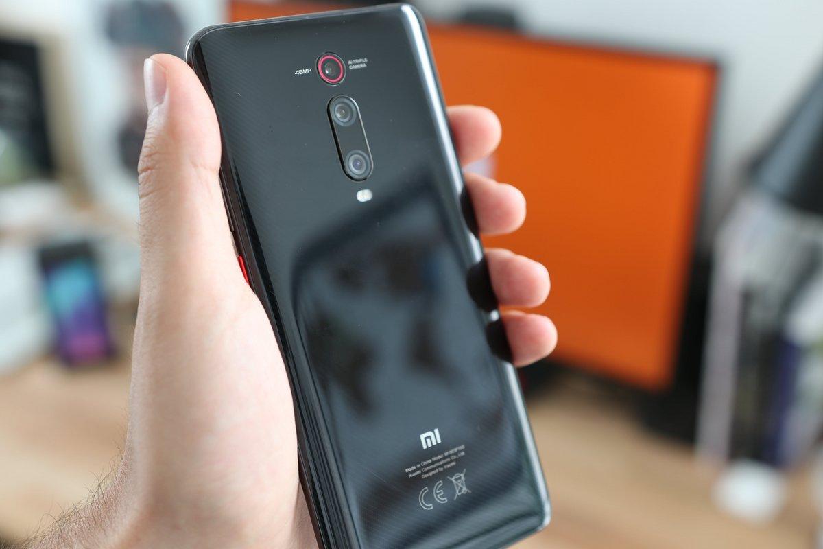 Xiaomi Mi 9T test