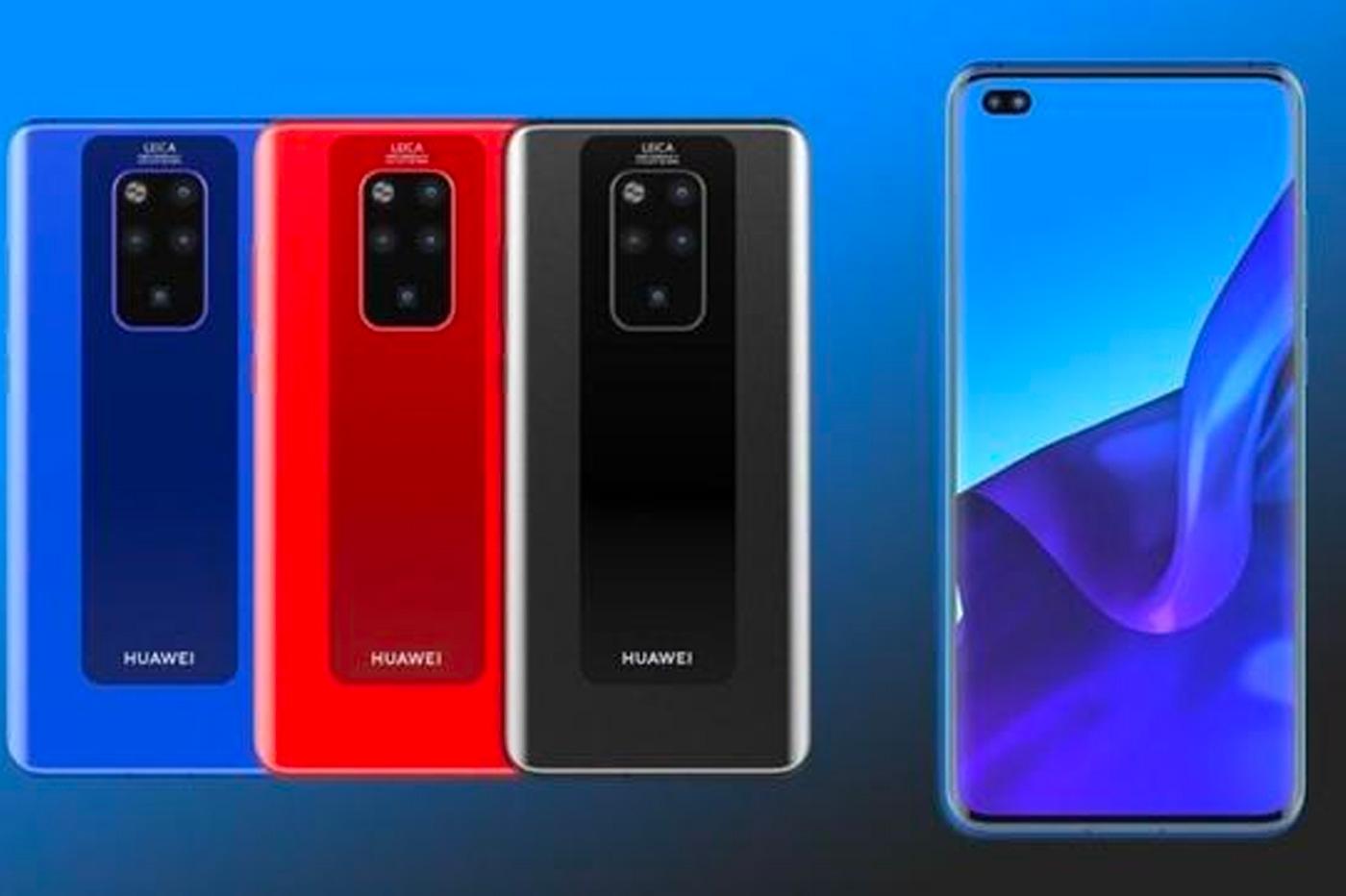 Huawei : les Mate 30 seraient révélés le 19 septembre prochain