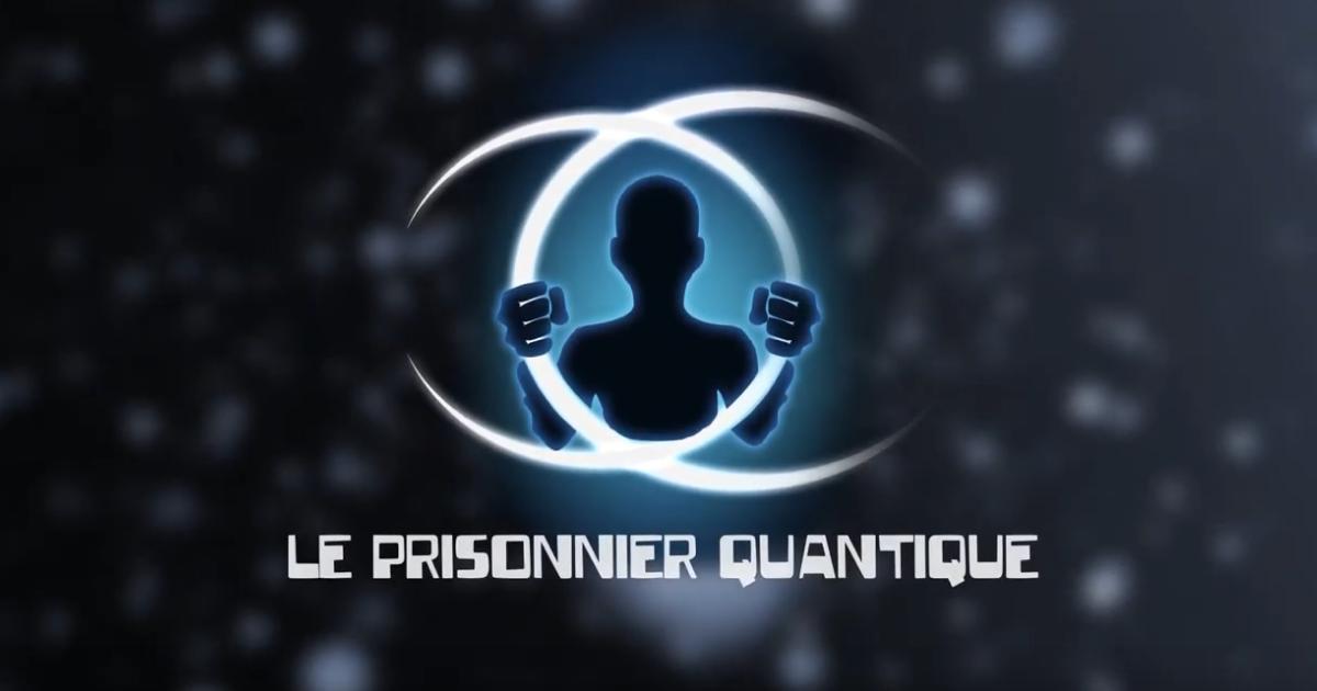 Le Prisonnier Quantique, le jeu vidéo scientifique du CEA, sort le 5 octobre