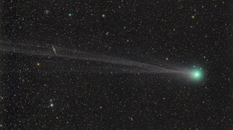 Comète C/2014 Q2 (Lovejoy)