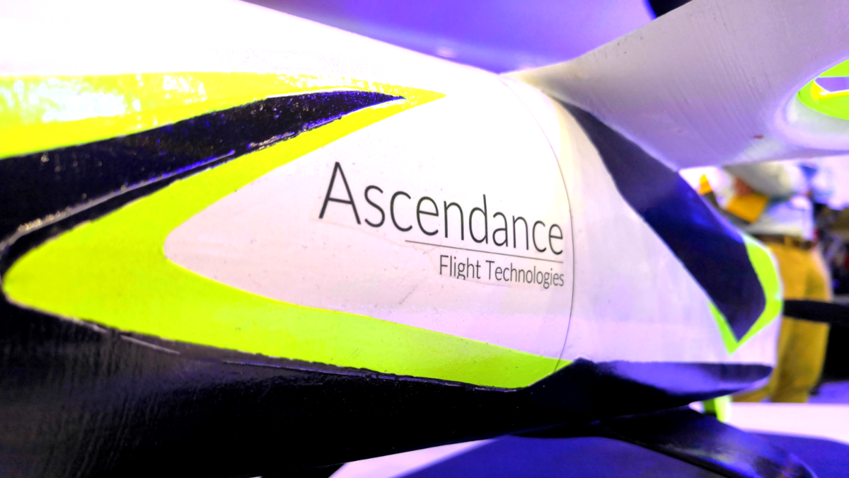 Taxi volant - Ascendance