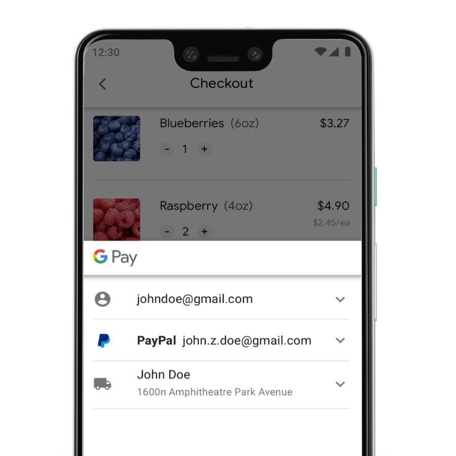 Google Pay étend son aura en intégrant le paiement PayPal à son service