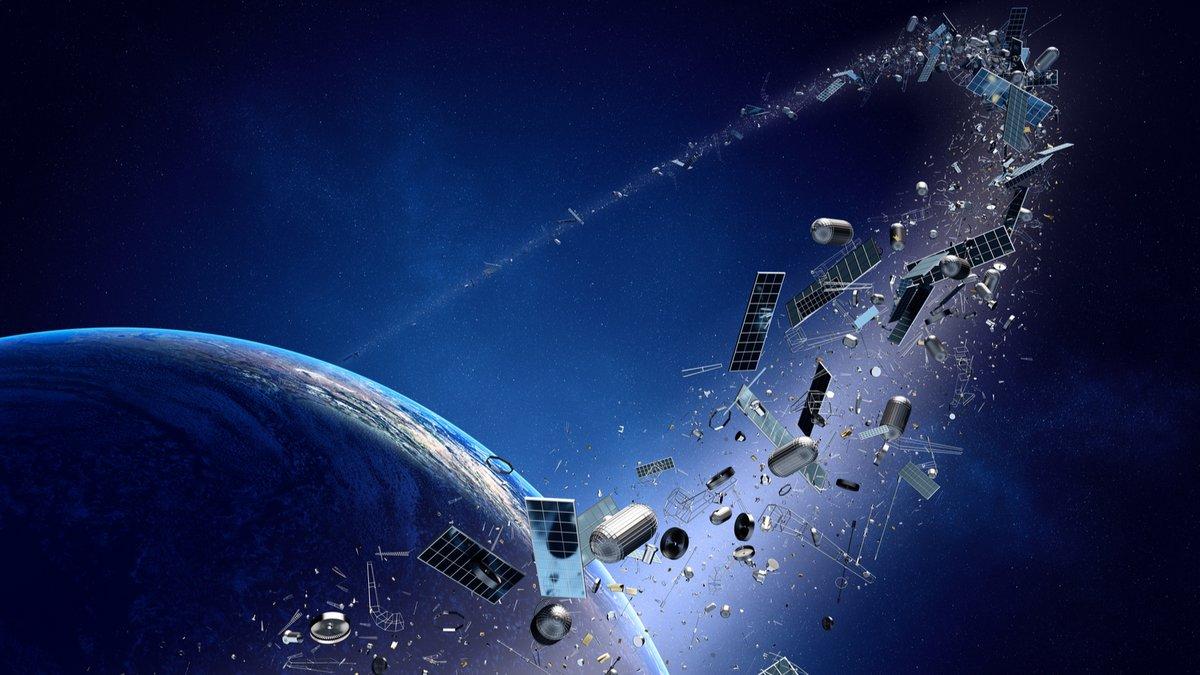 Debris spatiaux