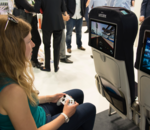 OLEDCOMM réussit à proposer une connexion Li-Fi à 1 Gbps dans un vol commercial
