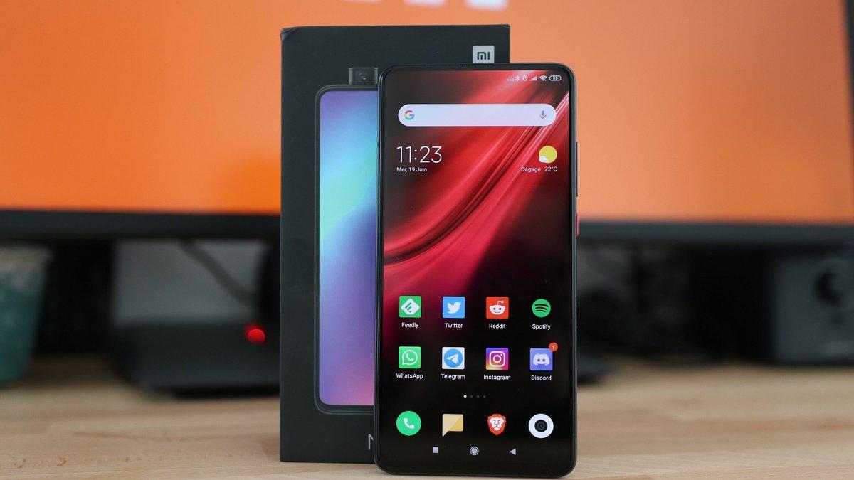 Xiaomi Mi 9T BP