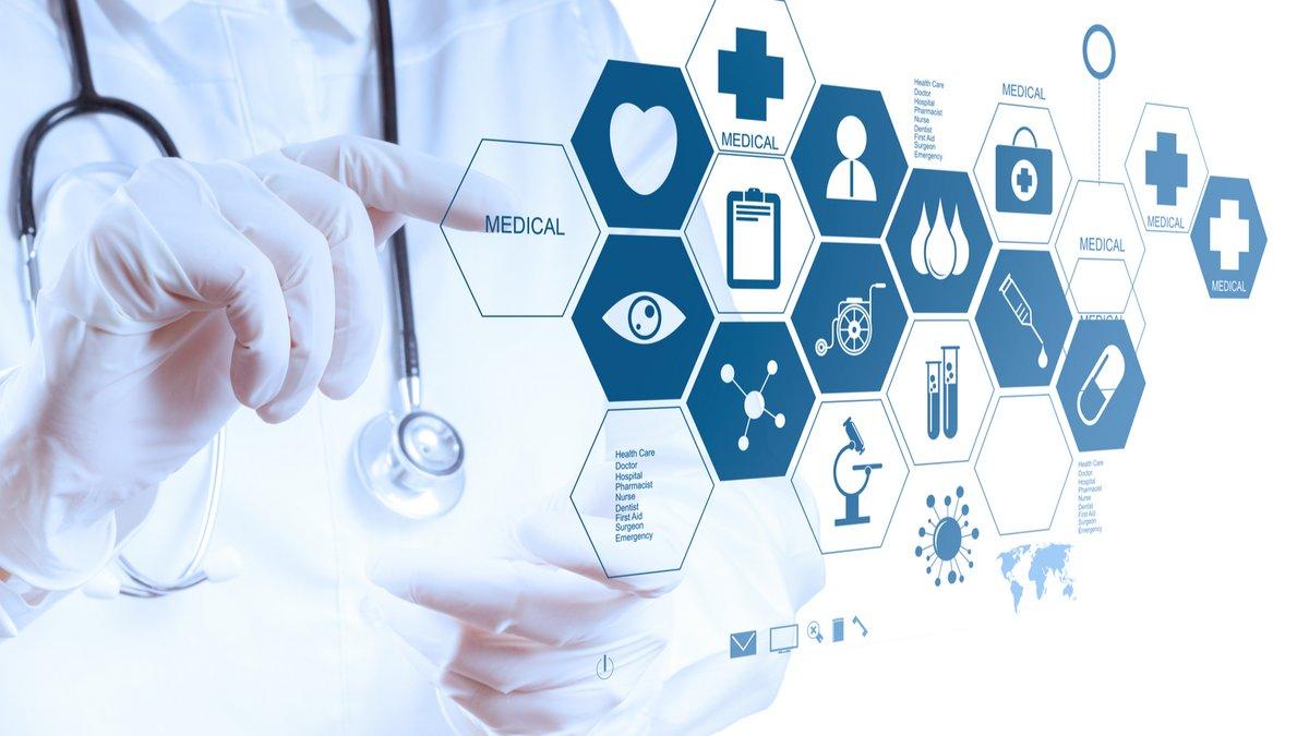 santé conenctée © shutterstock.com