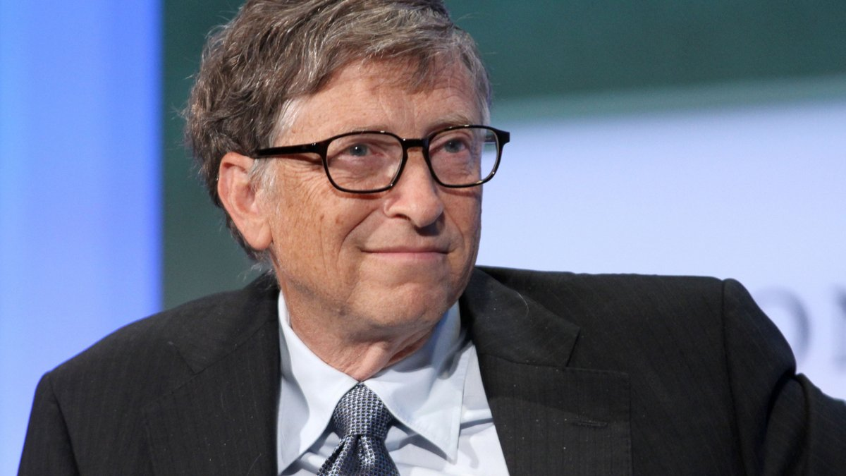Bill Gates © JStone / Shutterstock.com