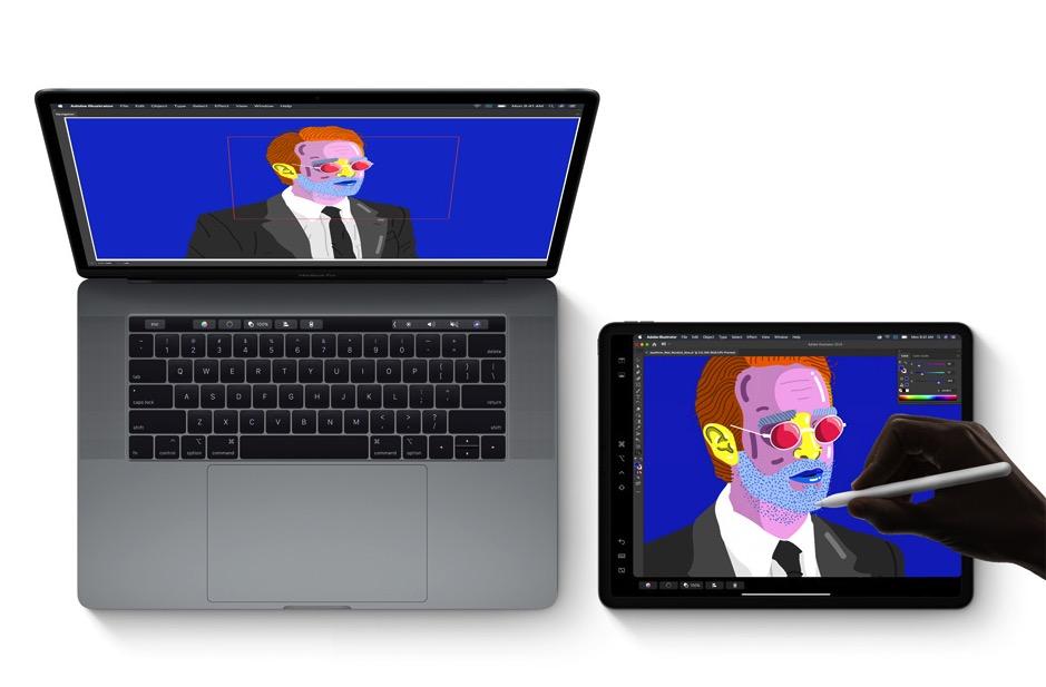 macOS 10.15 iPadOS