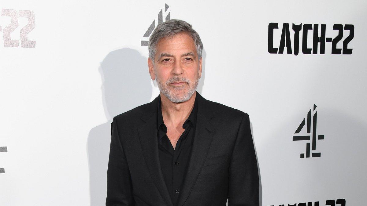Gorge Clooney