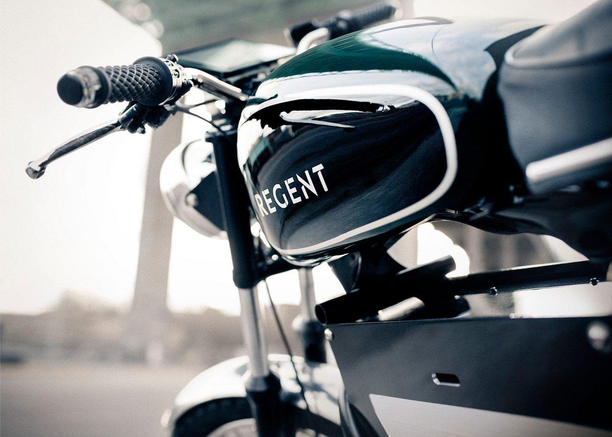Regent NO.1 moto électrique
