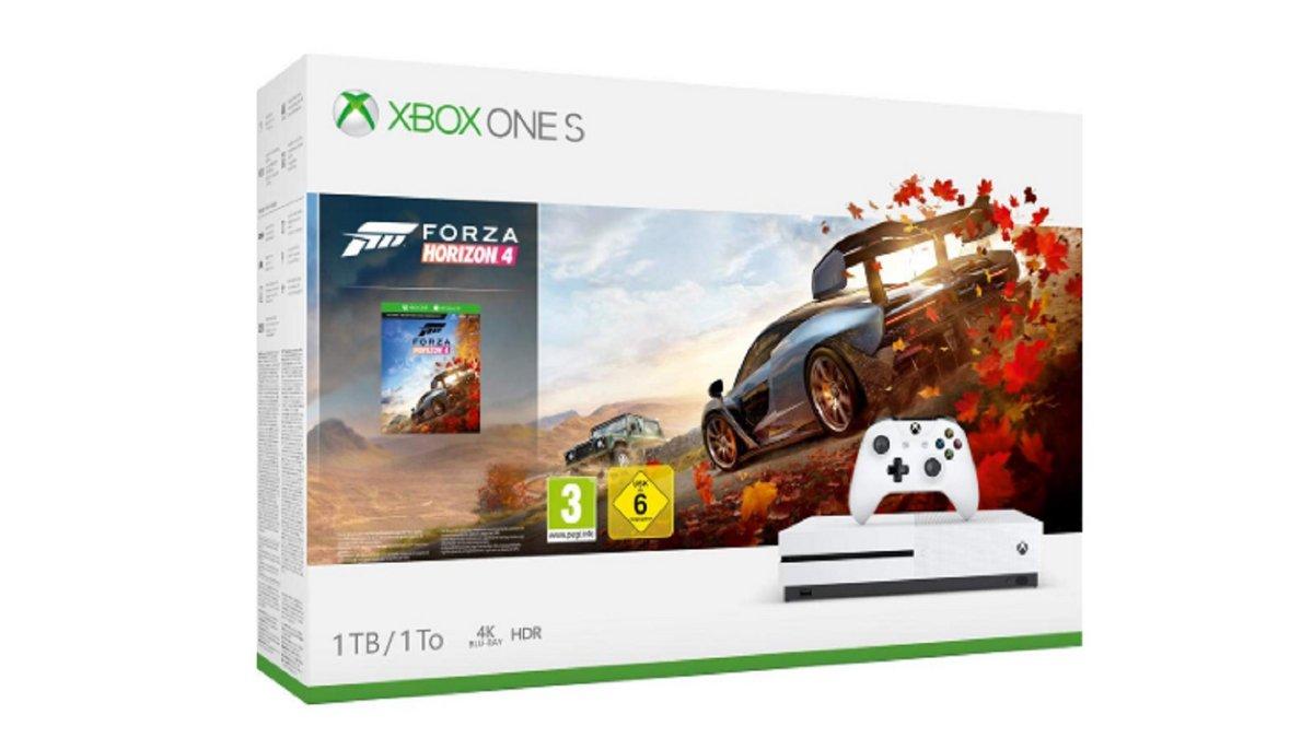 Xbox One S Forza