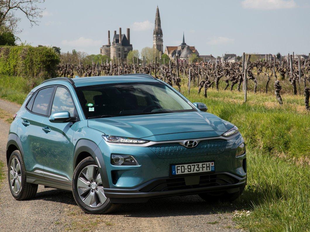 Essai du Hyundai Kona Electric 64 kWh : un SUV urbain électrique abouti