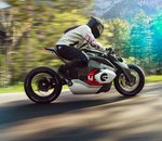BMW présente la Vision DC Roadster, un concept de moto électrique futuriste et sportive