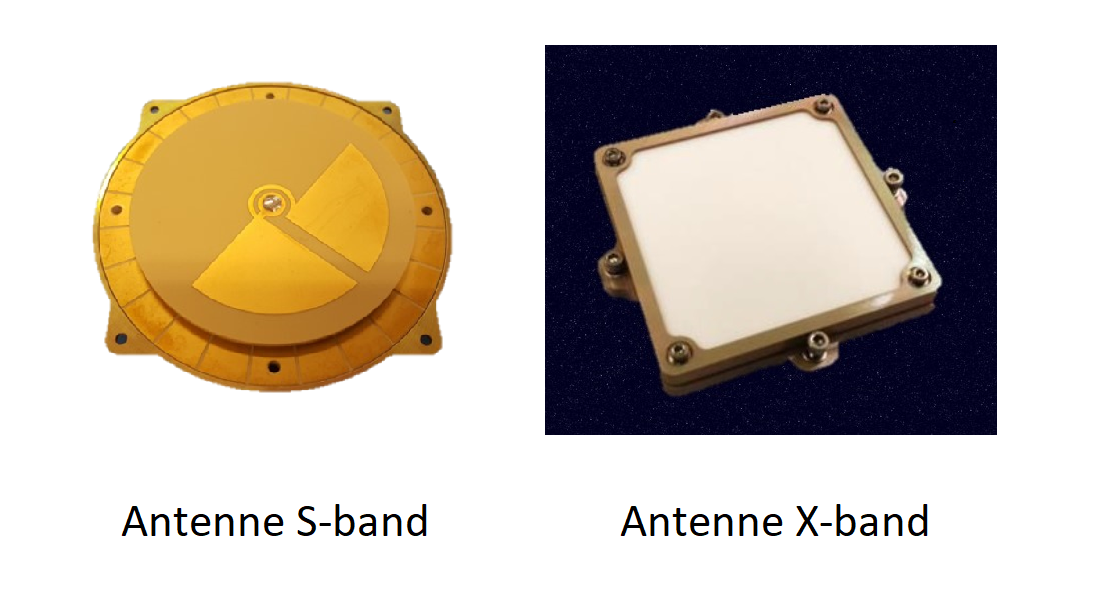 Antennes S-band X-band Anywaves