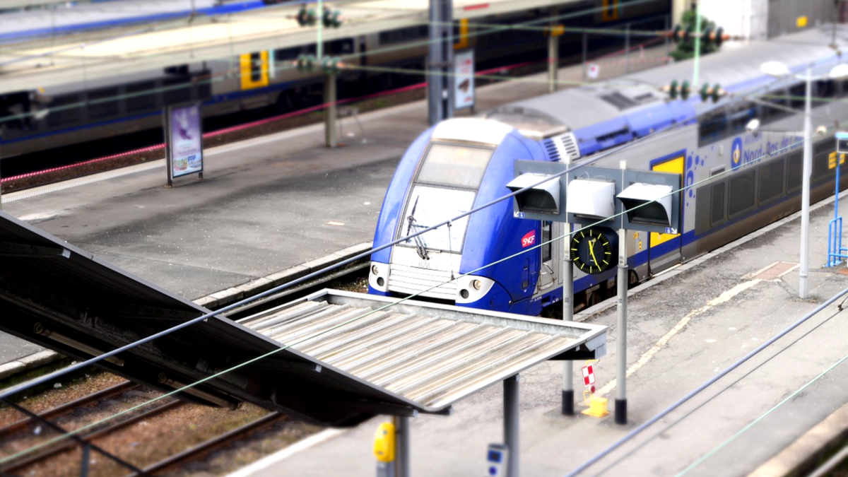 Train SNCF © Pixabay