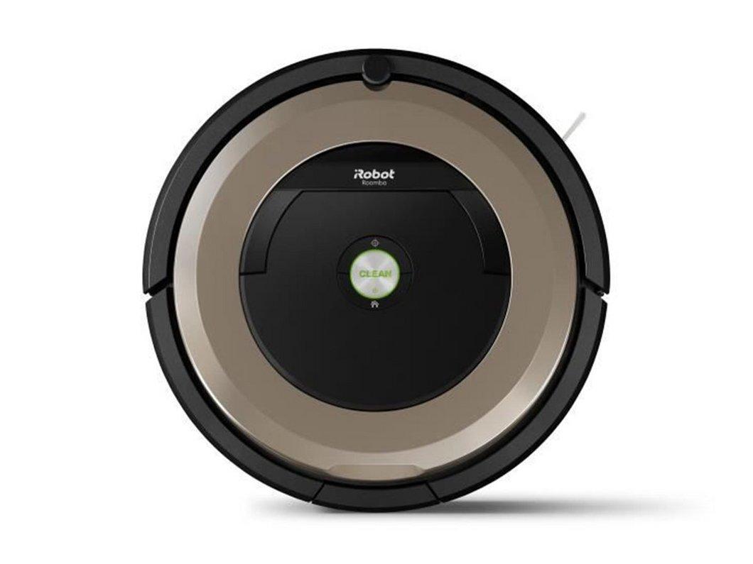 🔥 Soldes 2019 : iRobot ROOMBA 891 Aspirateur robot connecté à 299,99€ au lieu de 349,99€