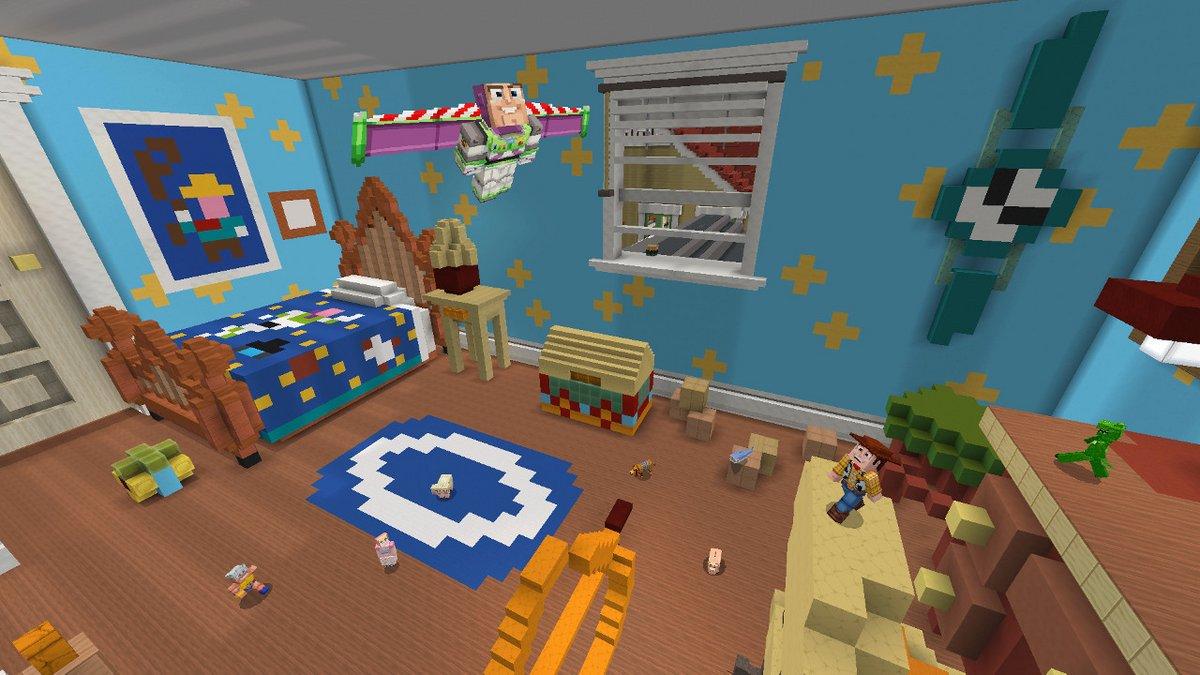 Toy Story Minecraft