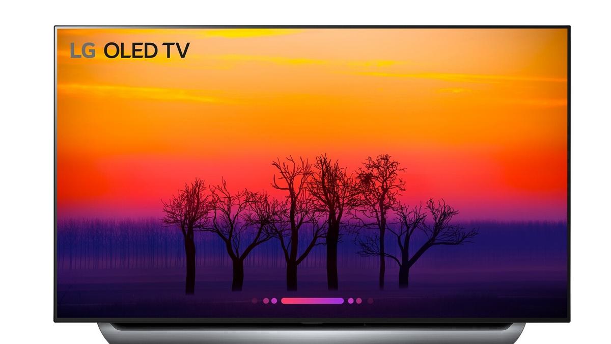 TV OLED LG 4K UHD