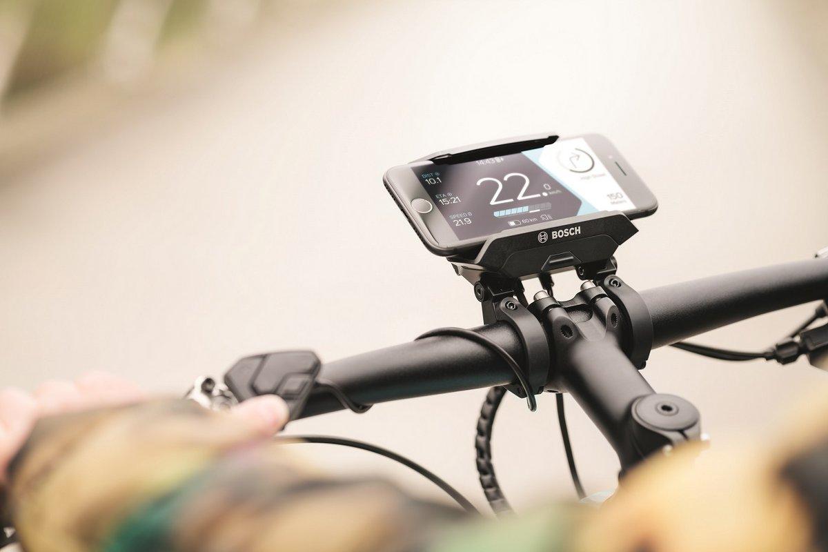 Smartphone Hub Bosch eBike vélo électrique