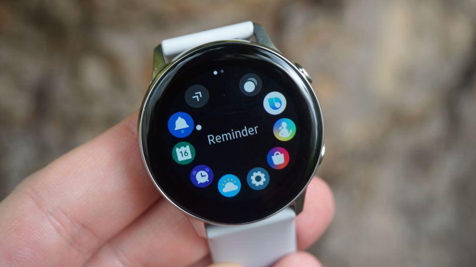 Samsung galaxy watch active 2 © Techradar