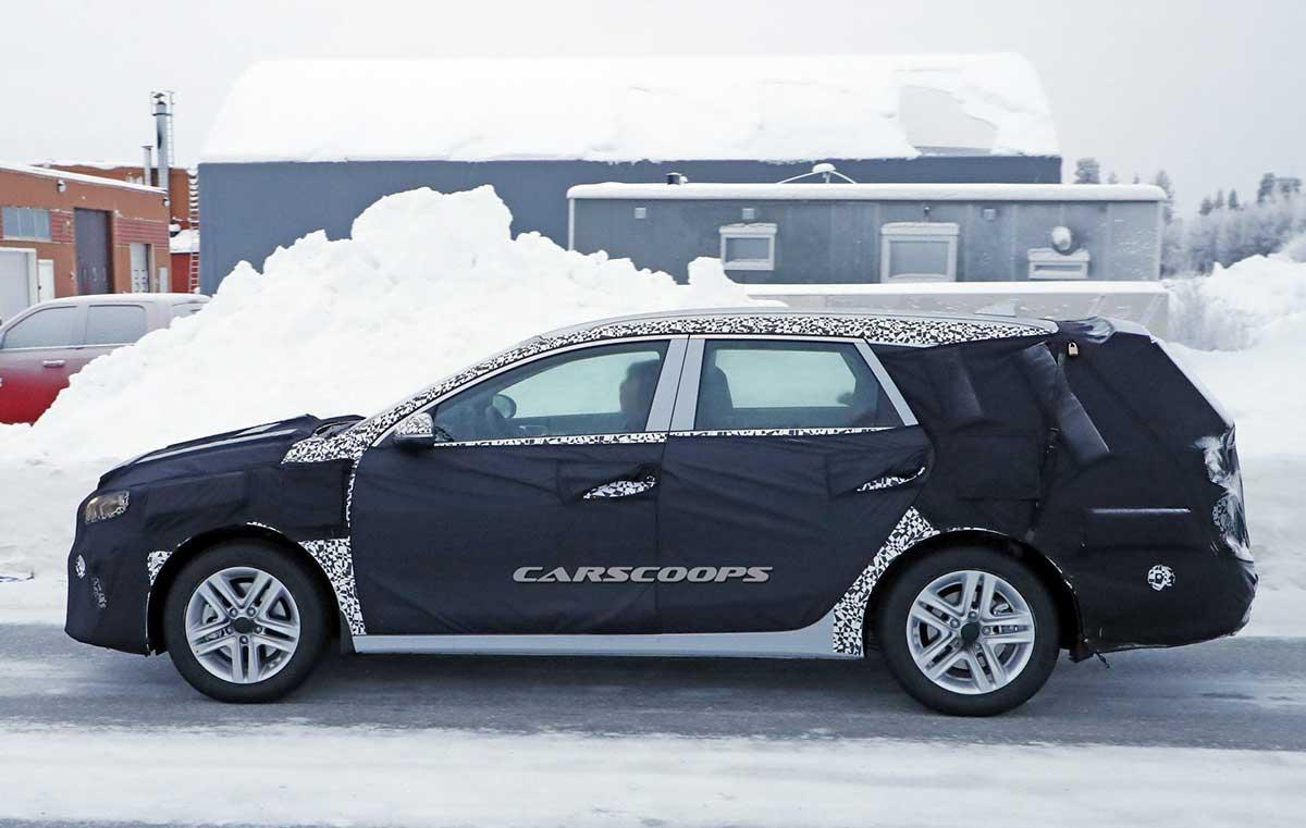 Kia Ceed hybride