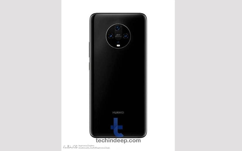Huawei Mate 30 rendu render
