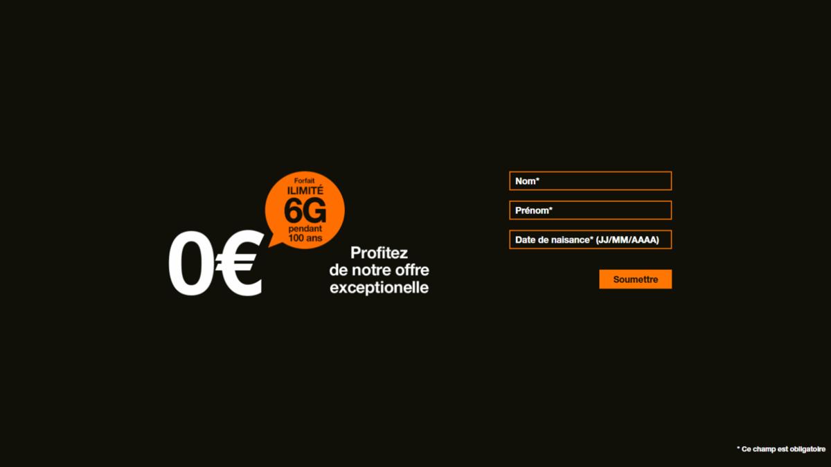 Campagne Orange