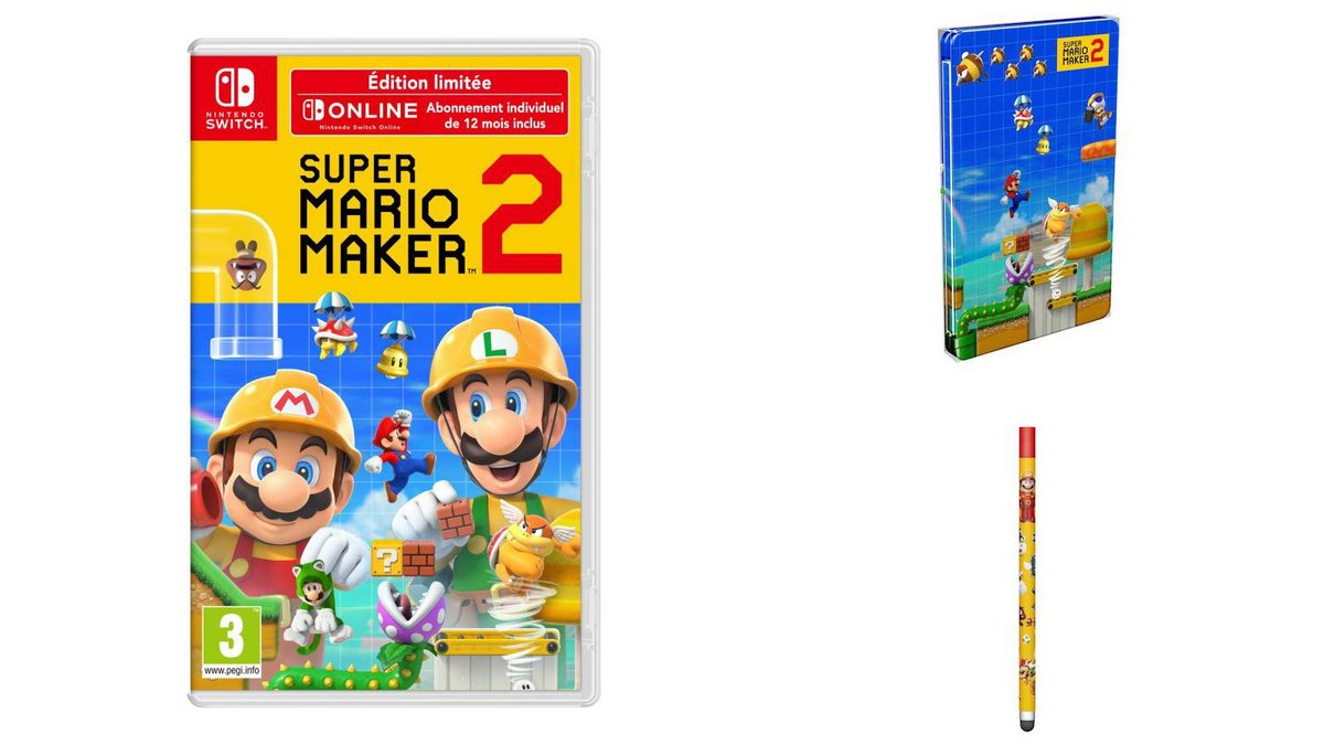 Super Mario maker 2 edition limitee steelbook stylet.jpg
