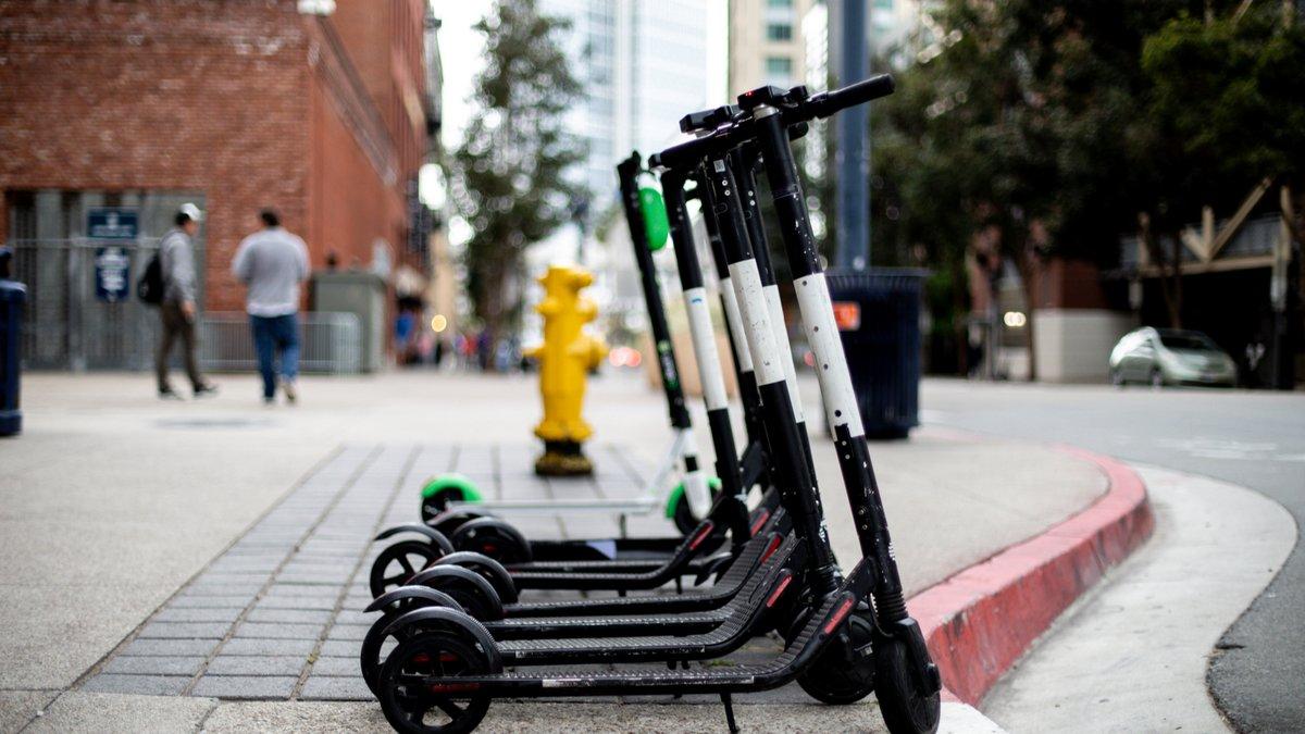 Trottinette électrique © shutterstock.com