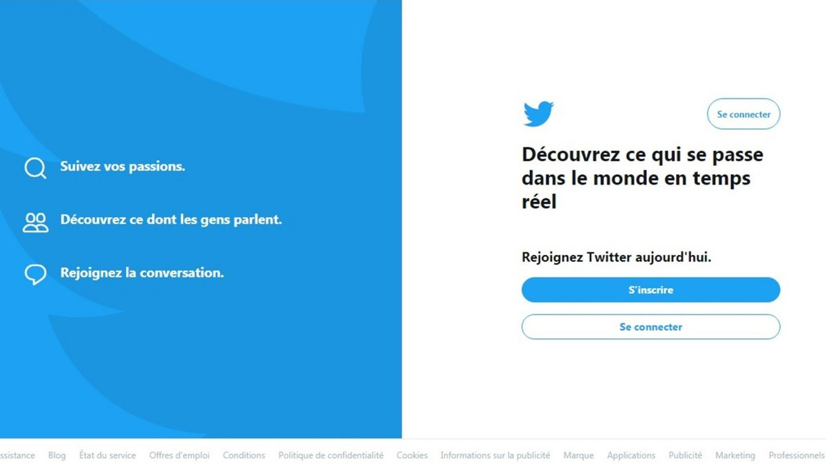 Tuto Twitter
