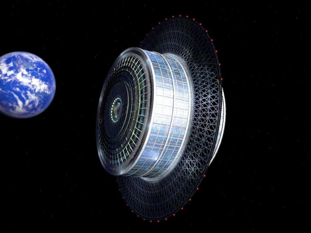 Cylindre O'Neill et sphère de Dyson : des mégastructures pour coloniser l'espace ?