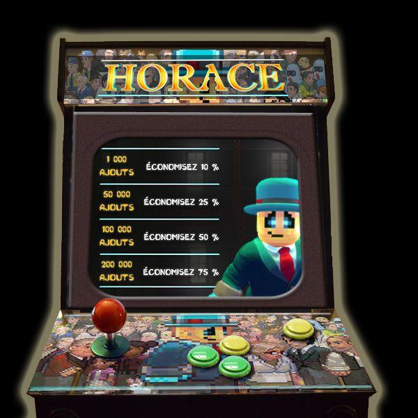 horace steam