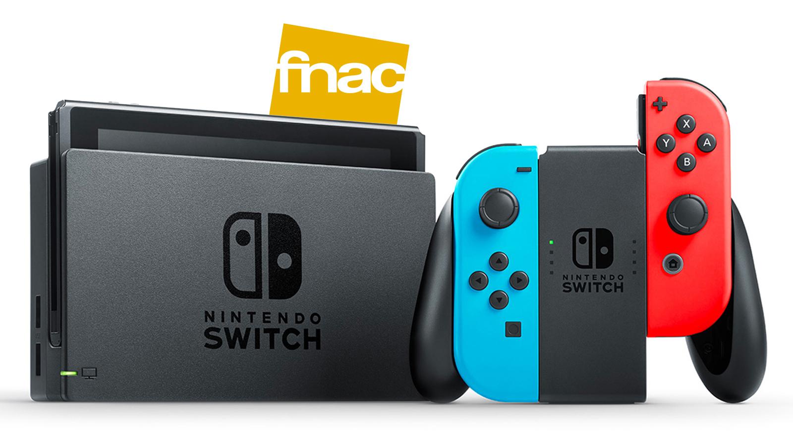 Carte Cadeau Nintendo Fnac.Soldes Fnac Nintendo Switch A 299 99 35 Eshop 44