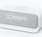 Test Anker Soundcore Wakey : un réveil multifonction qui n'éblouit pas par ses qualités audio