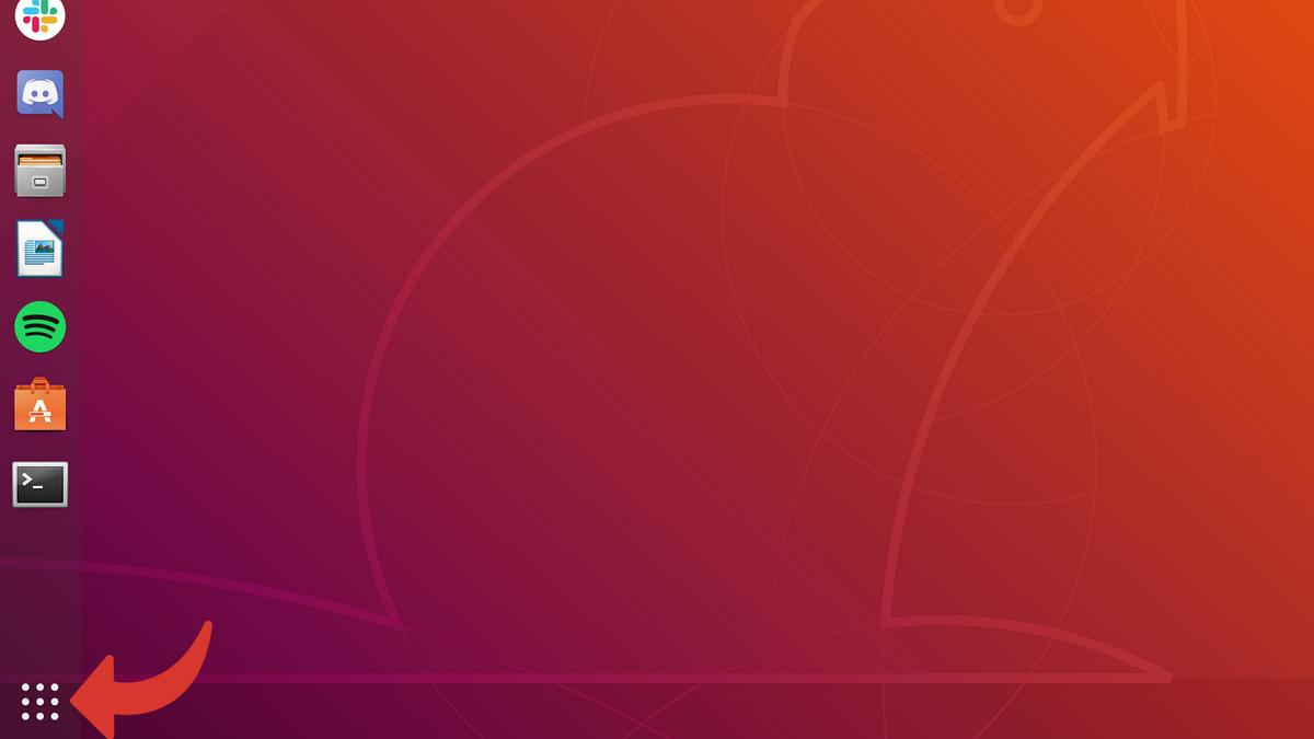 Lancement Ubuntu 1