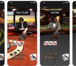 Pour l'anniversaire de l'App Store, Apple réédite son jeu de poker Texas Hold'em