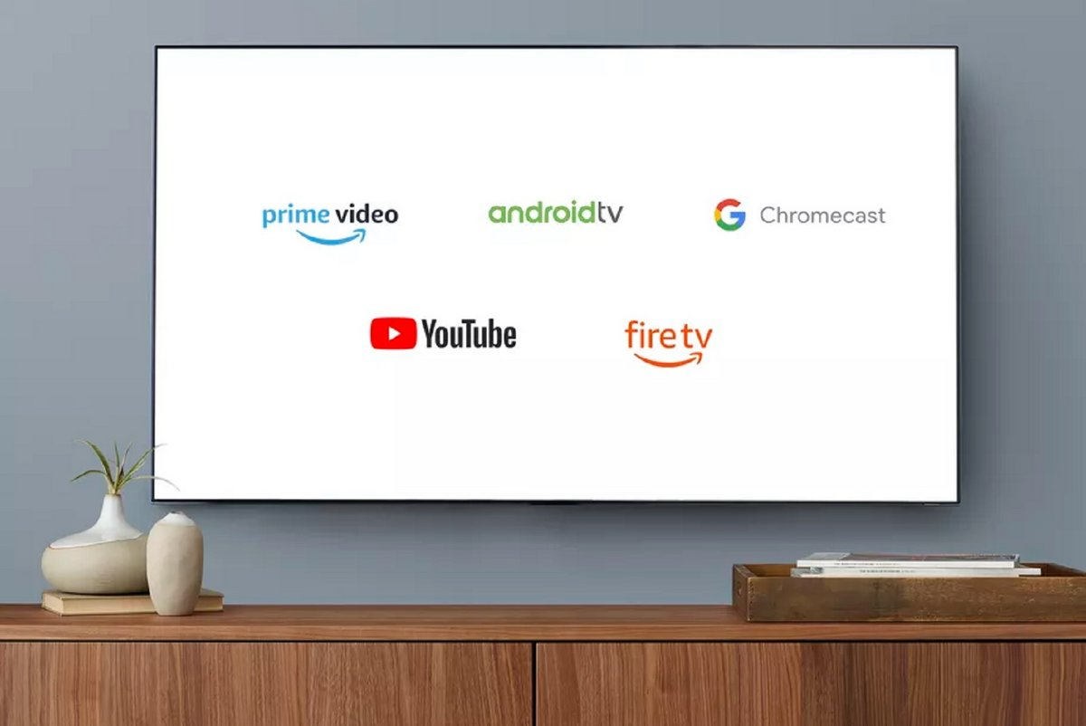 Fire TV YouTube Prime Video Chromecast