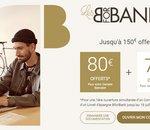 🔥 Les BforBank Days : offre de bienvenue 150€ offerts !
