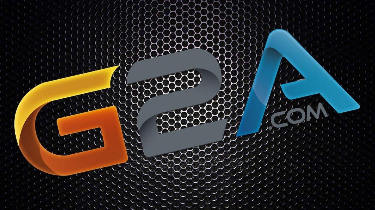 G2A Logo 2