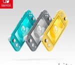 C'est officiel ! La Nintendo Switch Lite sera disponible le 20 septembre !