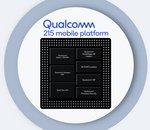 Le Qualcomm 215 va mettre un bon coup de boost aux smartphones d'entrée de gamme