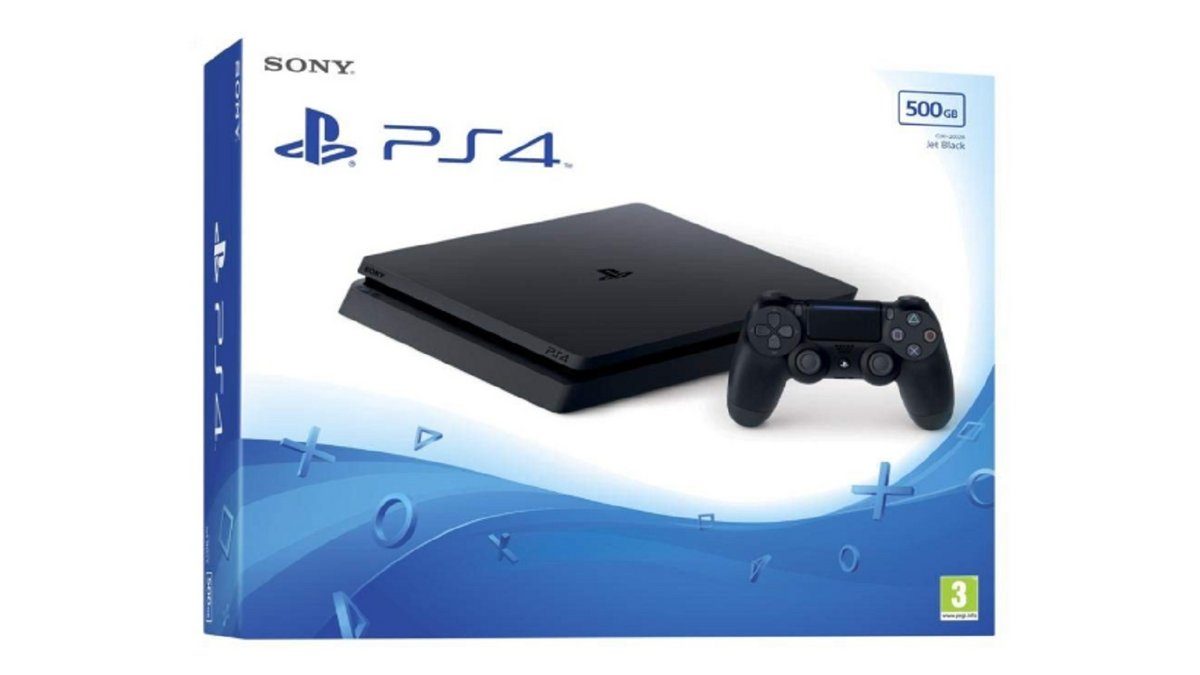 Pack PS4 Slim