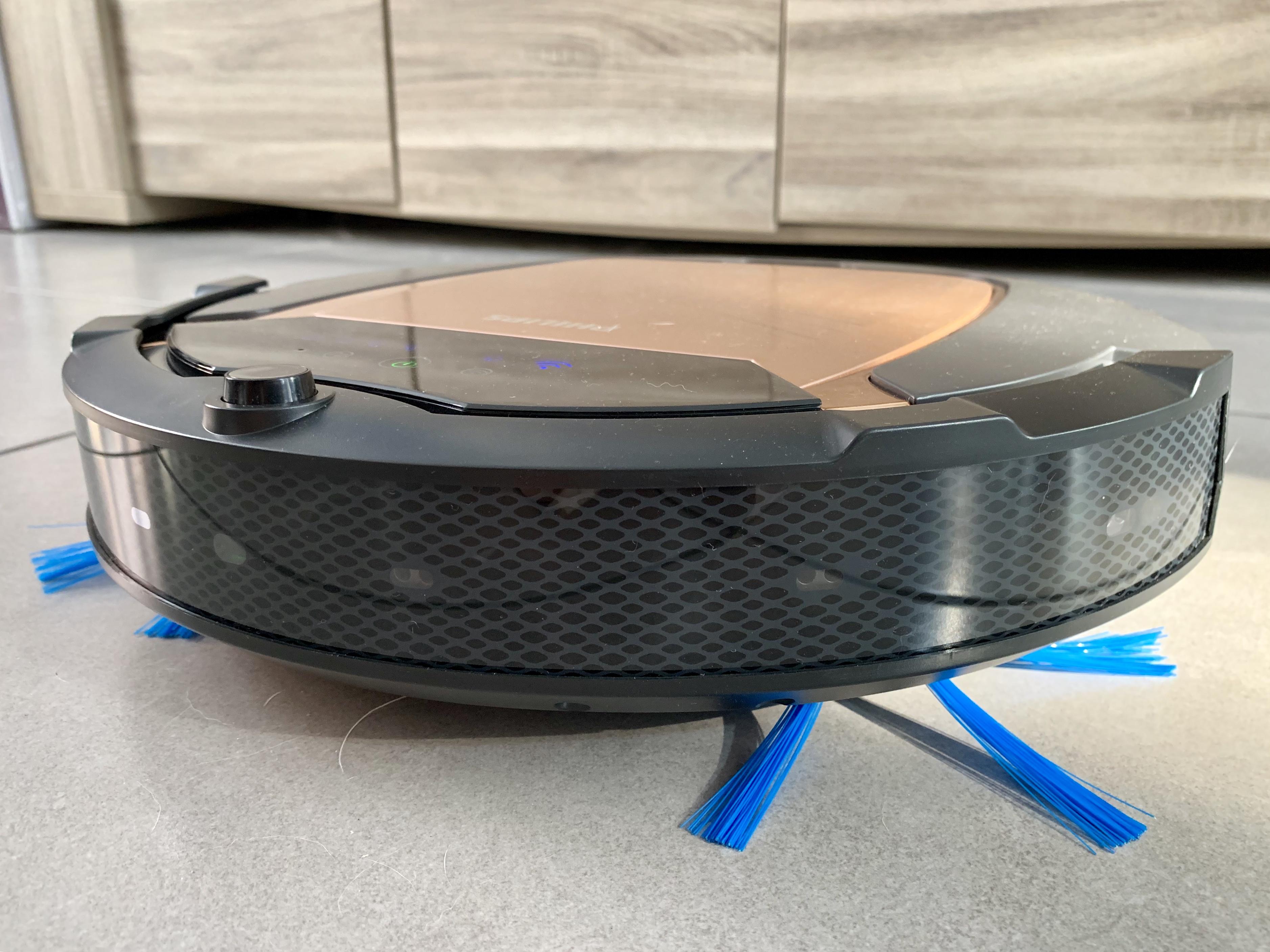 Aspirateur robot Philips SmartPro Active : service minimum