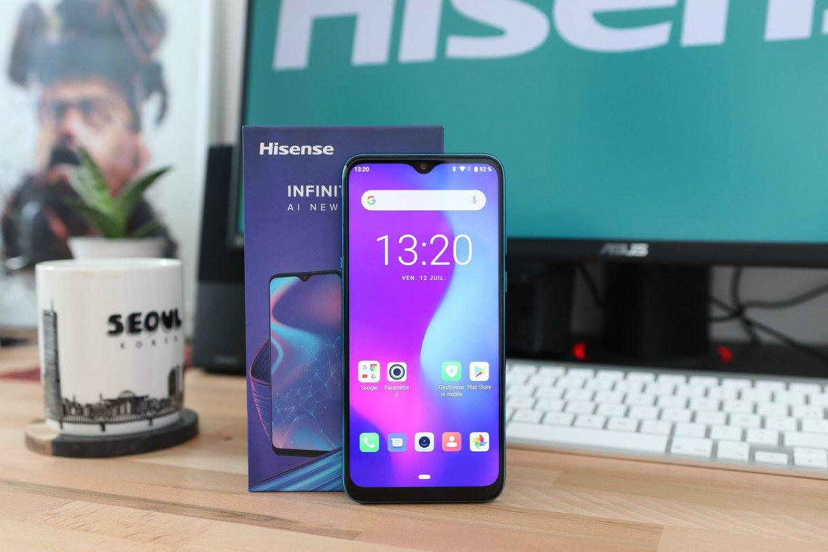 Test Hisense Infinity H30
