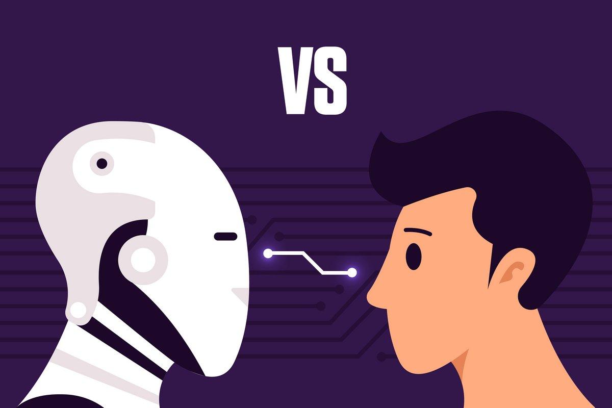 humain et IA