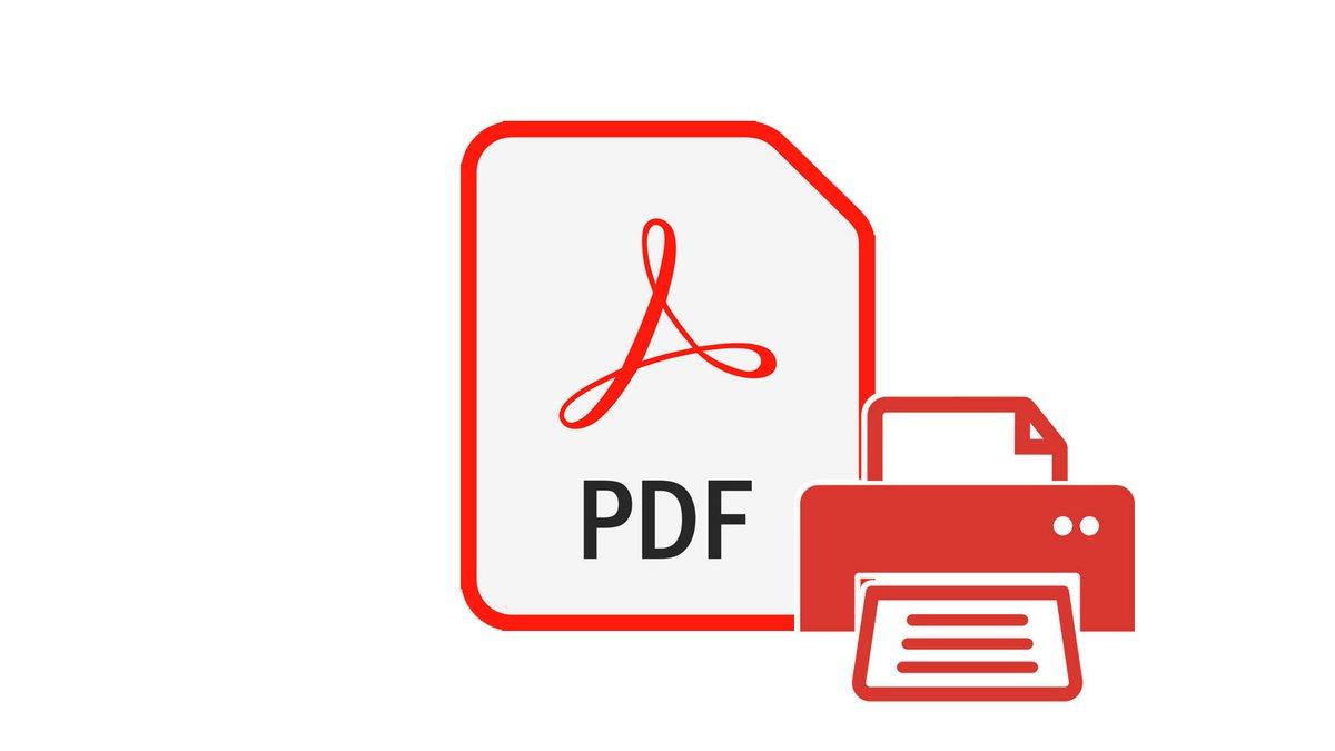 Comment imprimer certaines pages d'un fichier PDF ?