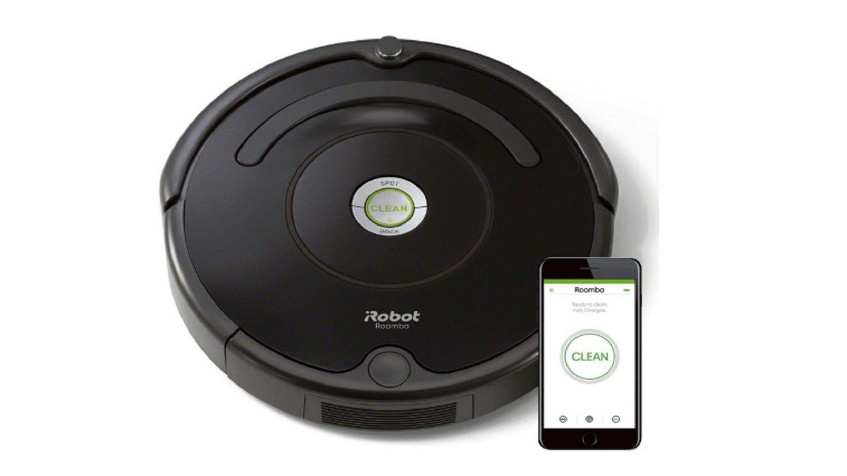 Aspirateur iRobot Roomba